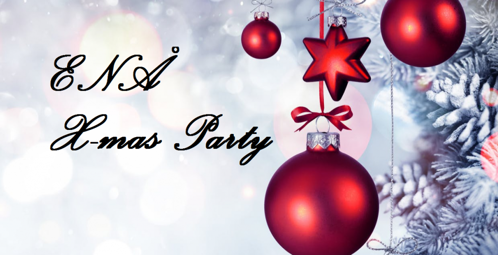 ENÅ Christmas Party